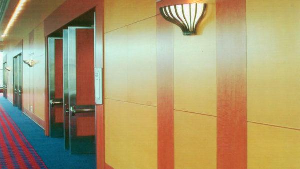 Paneled Hallway 2