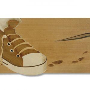 Sneaker Wall Art