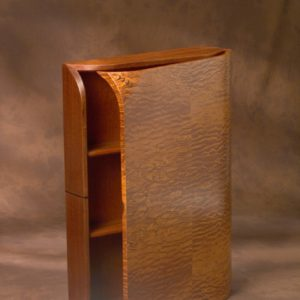 Turtle Shell Wall Cabinet